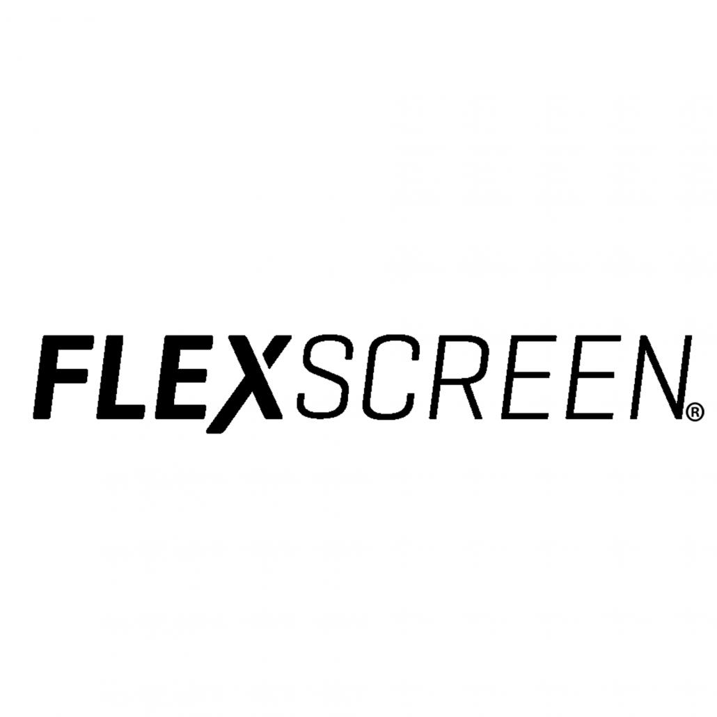 flexscreen words icon black
